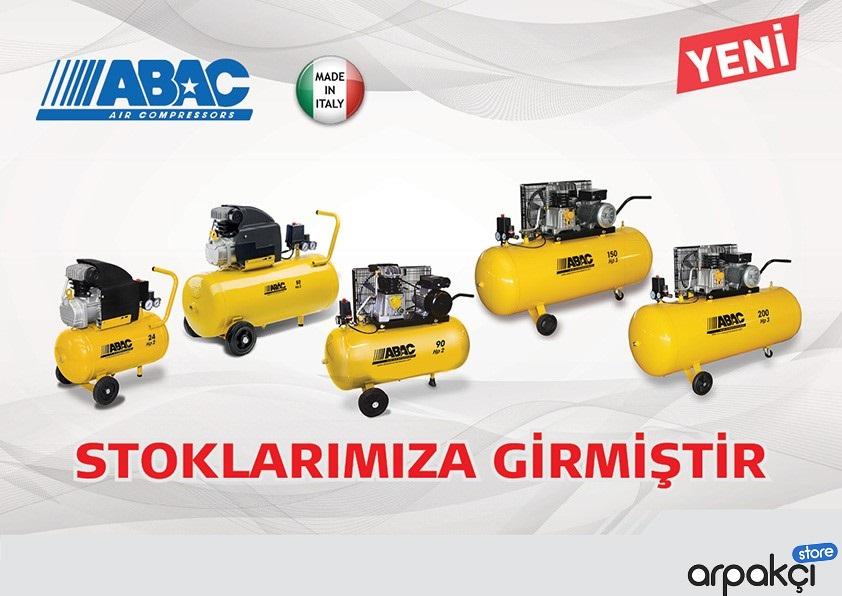 ABAC Kompresörler Türkiye' de